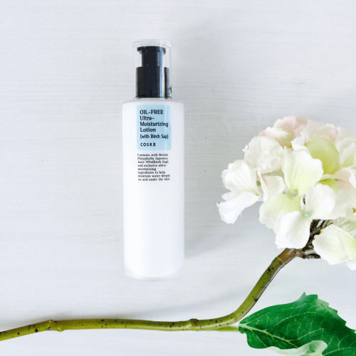 COSRX Oil Free Ultra Moisturising Lotion With Birch Sap
