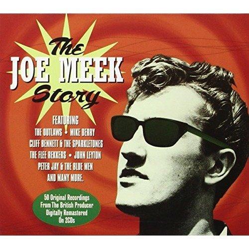 The Joe Meek Story Cd Audio Cd Joe Meek