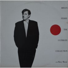 Bryan Ferry - The Ultimate Collection With Roxy Music - Bryan Ferry,Roxy Music - vinyl - Used