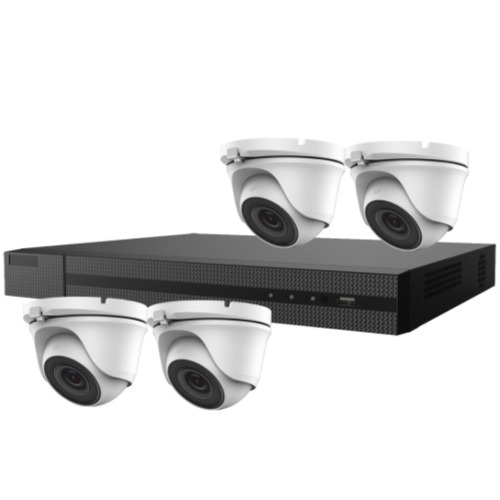 Hikvision 4K CCTV Home Security System Kit   Night Vision 1TB 4K CCTV
