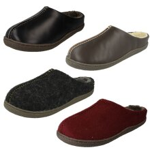 Boys Clarks Double Strap School Shoes Remi Pace - F Fit