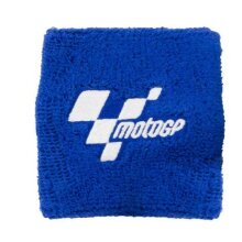 MotoGP Motorcycle Motorbike Brake Reservoir Sock Cover Protector Blue