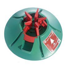 Eazy Treezy Christmas Tree Stand - Fits Living Trees up to 10 FT Tall