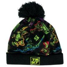 Teenage Mutant Ninja Turtles Winter Hat  Age 6 to 8 Approx.