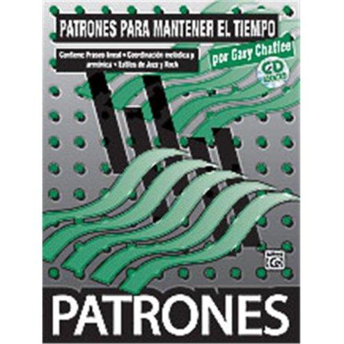 Alfred 00-28206 PATTERNS TIME FUNCT SPAN-BK&CD