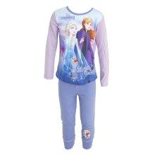 Frozen II Childrens/Kids Long Sleeve Top And Bottoms Pyjamas Set