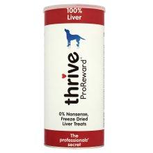 Thrive ProReward 100% Liver Treats for Dogs - 500g MaxiTube