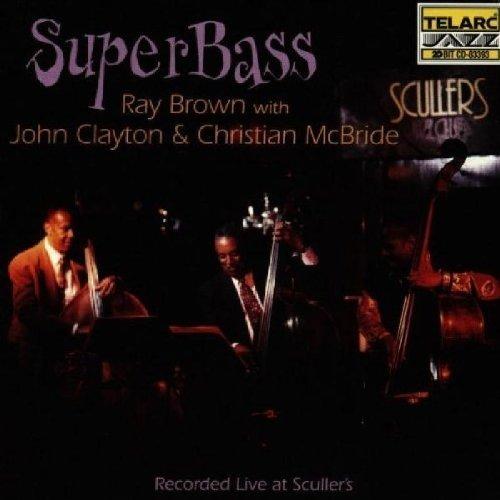 Brown /clayton/mcbride - Superbass [CD]