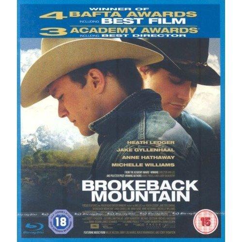 Brokeback Mountain Blu-Ray [2007]