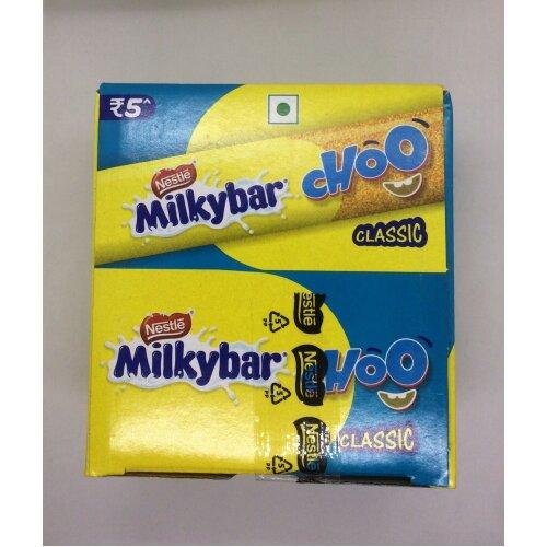 MILKYBAR CHOO CLASSIC FLAVOUR 1 BOX  X 28 BARS / EACH BAR 10g