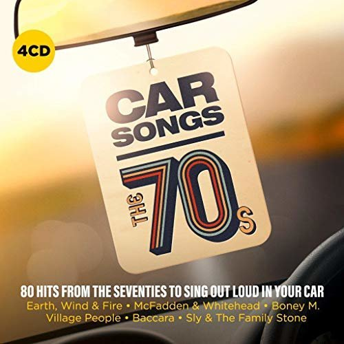 Car Songs - The 70s [CD]
