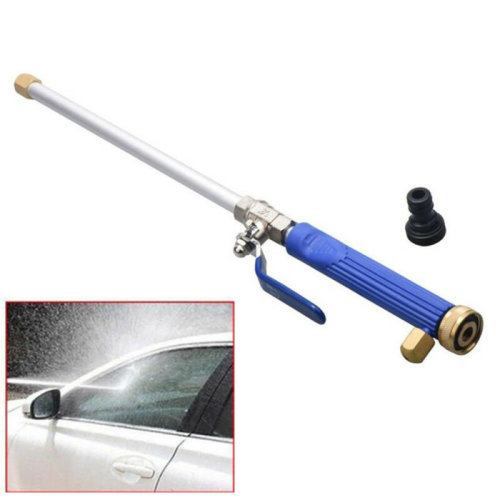 New High Pressure Power Washer Spray Nozzle Water Hose Wand Attachment UK