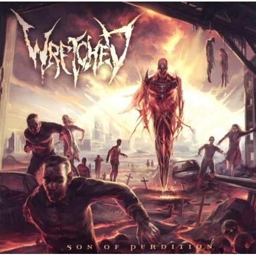Wretched - Son of Perdition [CD]