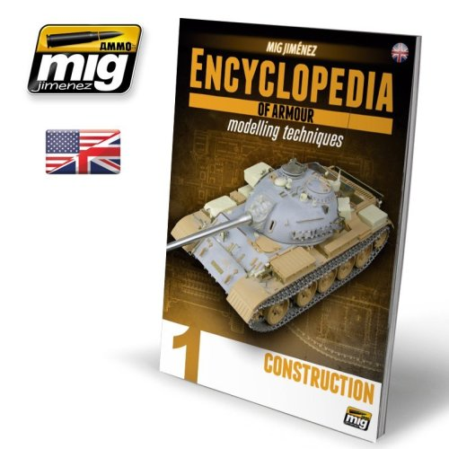 Encyclopedia Of Armour Modelling Techniques Vol. 1 - Construction