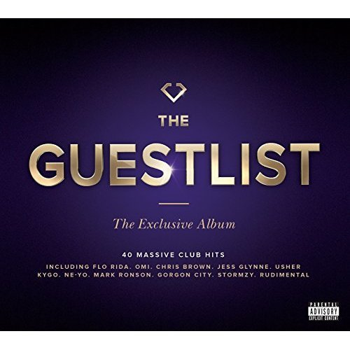 The Guestlist [CD]