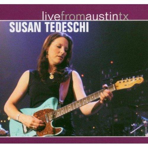 Susan Tedeschi - Live from Austin Tx [CD]