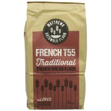Matthews Traditional French T55 Bread Flour 1.5kg (Pack of 5)