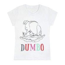 Dumbo Childreens/Girls Sketch T-Shirt