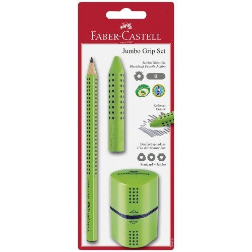 Multiple Choose Faber-Castell Grip 2001 Trio Pencil Sharpener Box