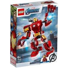 Lego 76140 Super Heroes Avengers Iron Man Mech