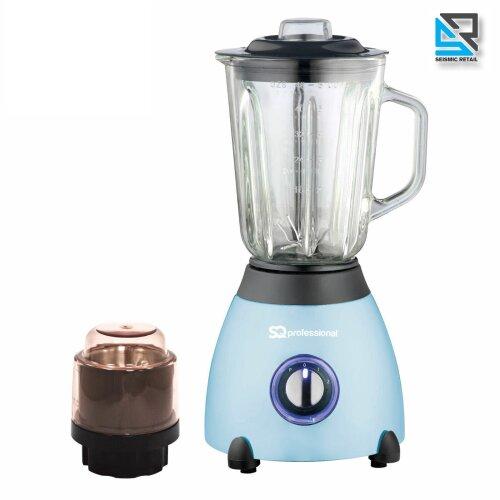 1.5L Electric Blender Milkshake Juice Smoothie Maker With Grinder