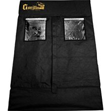 gorilla grow tent premium range 152 cm x 274 cm x 186= 5ft /9 ft/ 6ft11 GGT59