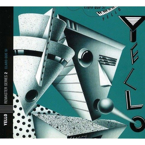 Yello - Claro Que Si [CD]