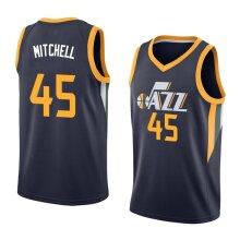 Utah Jazz Donovan Mitchell Men's Basketball Jersey Sport Shirts Sleeveless T-Shirt