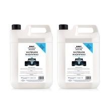 Williams Racing 2 x 5L Waterless wash and Wax