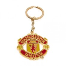 Manchester United FC Keyring