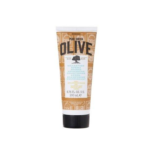 KORRES Natural Pure Greek Olive Nourishing Conditioner, 200 ml, Vegan