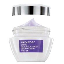 Avon Anew Lifting Face / Neck / Chest Serum + Cream 30ml