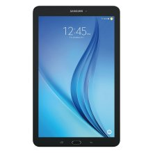 "Samsung Galaxy Tab E 9.6"" 16 GB Wifi Tablet (Black) - Used"