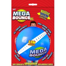 Wicked Mega Bounce Ball (X-Large, Red/Blue)