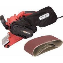 """Lumberjack EBS76 3"""" Electric Belt Sander 1010W inc Dust Bag & Sanding Belts 230V"""