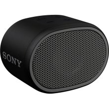 Sony SRS-XB01 Portable Bluetooth Wireless Speaker Black Waterproof Extra Bass - Refurbished