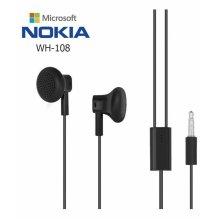 Genuine Original Nokia WH-108 In-Ear Headset For Nokia 5810 C3-00 Asha