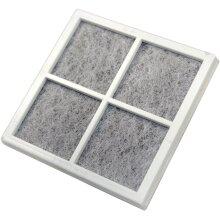 HQRP Fresh Air Filter for LG Refrigerators LT120F / ADQ73214404 / ADQ73334008 / ADQ73334003 Replacement + HQRP Coaster
