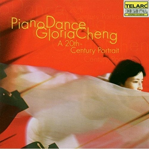 Gloria Cheng - Piano Dance [CD]
