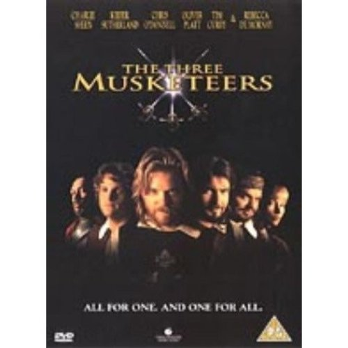 The Three Musketeers DVD [1998]