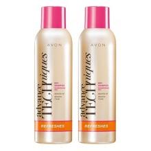 2 x Avon Advance Techniques Dry Shampoo 150ml