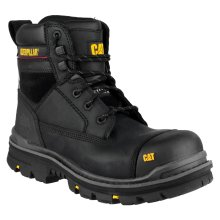 Caterpillar Gravel 6 Inch Mens Black Safety Boots