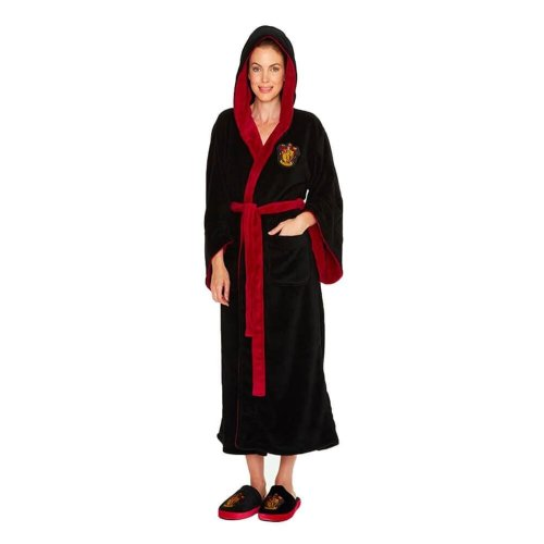 Women's Harry Potter Gryffindor Dressing Gown