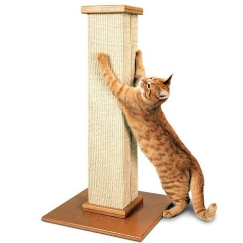 Ultimate Cat Sisal Scratching Post Heavy Sturdy