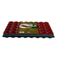 Professional Seed And Cutting Tray (40 X 6Cm Pots) Planting Gardening