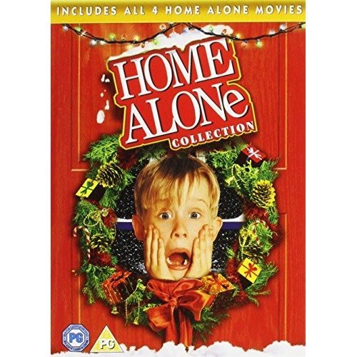 Home Alone Collection - White
