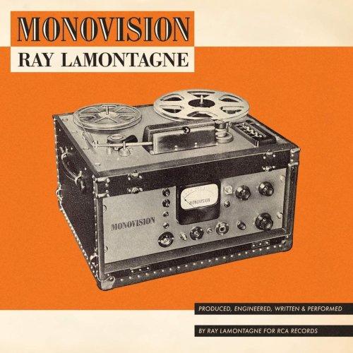 Ray LaMontagne - Monovision [CD]