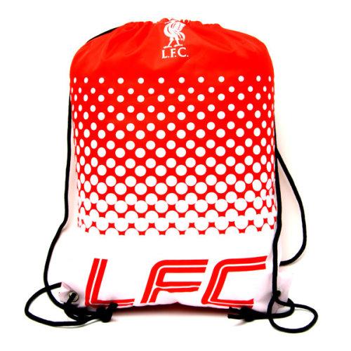 Liverpool FC Drawstring Gym Bag