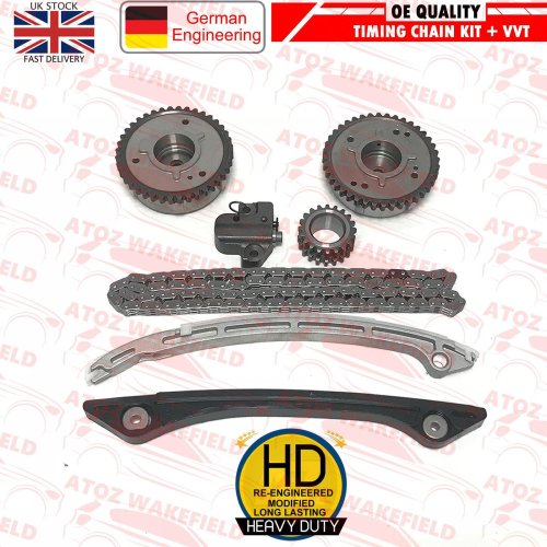 FOR FORD GALAXY MONDEO S-MAX 2.0 Ecoboost SCTi TIMING CHAIN KIT VVT CAM GEARS