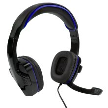 SF1 Stereo Gaming Headset with Microphone, 3.5mm Jack for PS4, PS5, Xbox One, Series X, Switch, PC